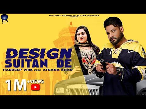 Hardeep Virk & Afsana Khan