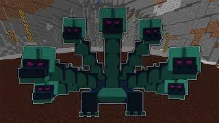 Sezon 8 Minecraft Modlu Survival Bölüm 13 - Korkunç Hydra
