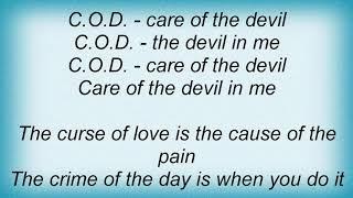 Ac Dc - C.O.D. Lyrics