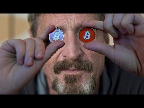 John McAfee: $1 million Bitcoin by 2020 (видео)