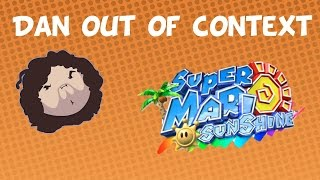 Dan Out of Context: Super Mario Sunshine
