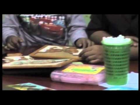 Video Kecerdasan Visual Spasial Anak 4-6 Tahun