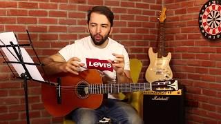Gitar Dersleri Haluk Levent BENİ BİRAZ ANLASANA Arpej Ve Ritim