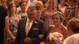 Brandon and Macey Kaptein  Wedding Trailer  June 2016