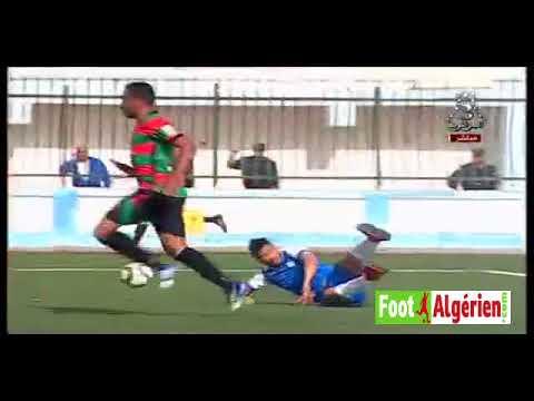 Тадженане - МК Алжир 1:1. Видеообзор матча 24.04.2018. Видео голов и опасных моментов игры