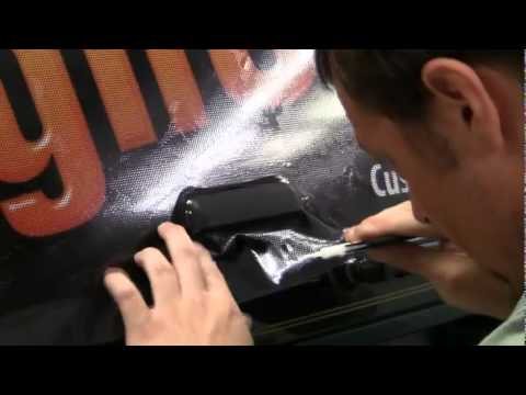 How to Apply Window Perf to Your Vehicle Window-12:23min