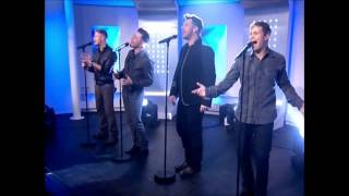 Westlife - I Will Reach You - This Morning [9/3/11]