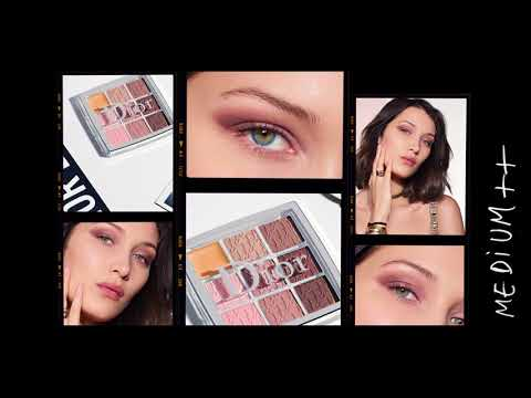 Backstage Eyeshadow Palette - Cool Neutrals by Dior #8