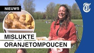 Gieren om zelfgemaakte tompouce: 'Daar hangt Willempie!'