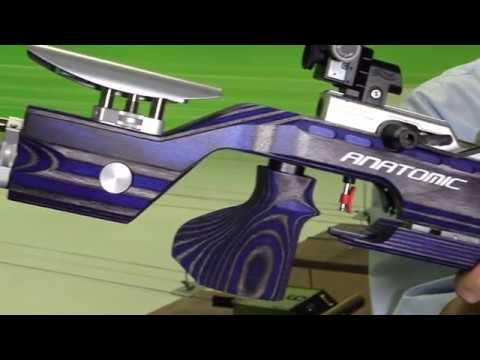 Vorstellung Luftgewehr Walther LG 400 Anatomic E