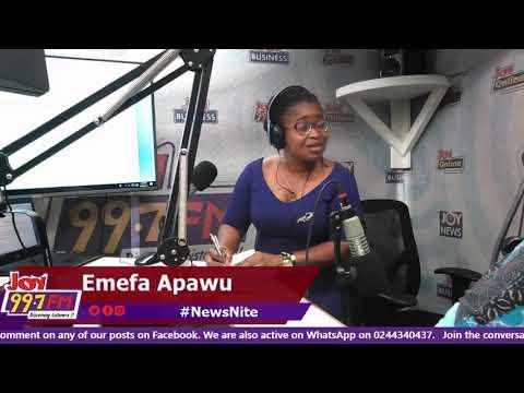 #NewsNite on Joy FM (26-9-18)