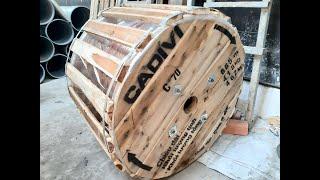 Cáp Đồng Trần Xoắn C-70 CADIVI