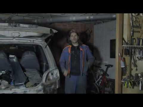 Daewoo Matiz 0.8 2011: разборка дверей под покраску