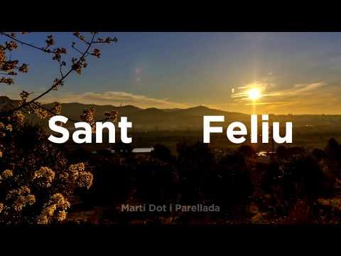 Sant Feliu de Llobregat, roses i molt més en time-lapse