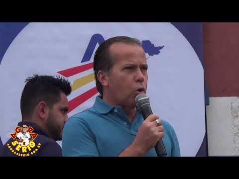 Olimpíadas dos Trabalhadores 2018 de Juquitiba com o Deputado Estadual Márcio Camargo