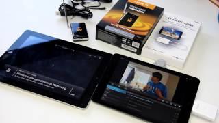 Ausprobiert: EyeTV W & Tivizen Pico 2 (iPhone, iPad) - appgefahren.de