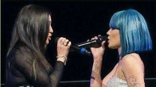 Halsey ft Lauren Jauregui Performing : Strangers