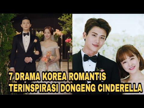 7 drama korea romantis terinspirasi dongeng cinderella