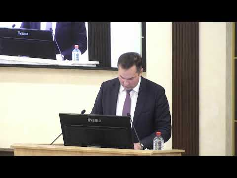 Заседание постоянной комиссии по по муниципальной собственности №44
