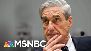 Frank Figliuzzi: Russia-Donald Trump Collusion Question Is Not Yet Answered | The 11th Hour | MSNBC