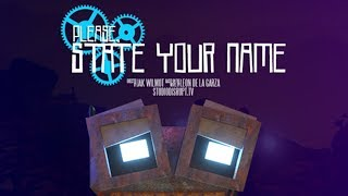 Please State Your Name! (a 360 🔄 VR Animated Film)