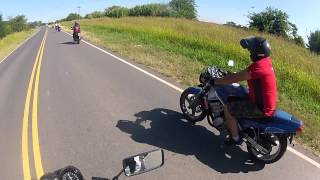 preview picture of video 'Honda CB-1 Club, Carlos Keen - GoPro!'