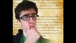 Cody Talks Fanfiction 9: Interview With Dinas Emrys