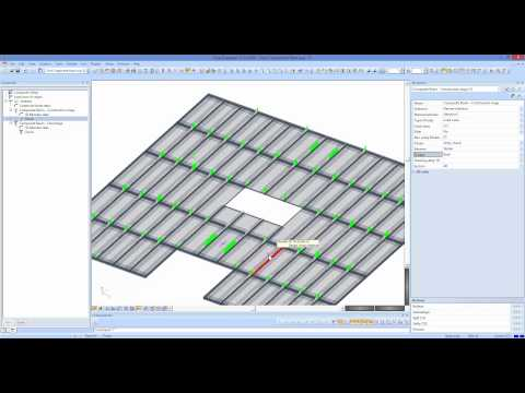 Webinar - Composite design in SCIA Engineer