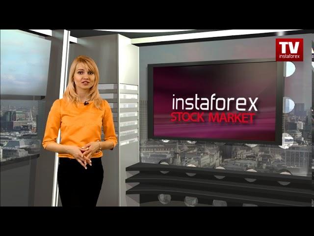 InstaForex tv calendar. Stock Market: weekly update  (10.04.2018)