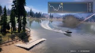 Far Cry 5 GTX 1070 M (Laptop) benchmark ULTRA Settings