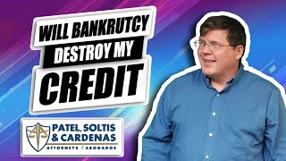 How does a Chapter 7 Bankruptcy Impact a Credit Score? Will bankruptcy Destroy my Credit?