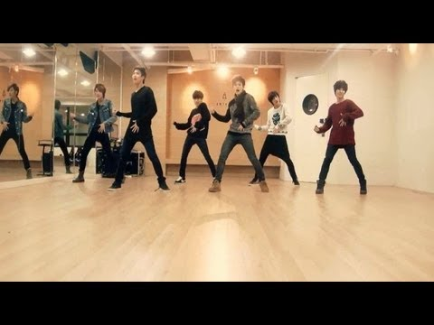 BOYFRIEND (보이프렌드) - 아이야 (I YAH) 안무영상 Choreography