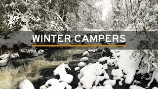 Winter Campers