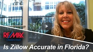 Naples Real Estate Agent: Is Zillow accurate in Florida?