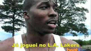 Dwight Howard Imitando Shaquille O'neal (Legendado) - Video Youtube