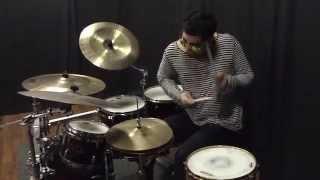 DnB Drummer 80 level
