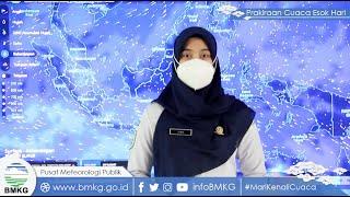 Prakiraan Cuaca BMKG Sabtu 31 Juli 2021: 9 Wilayah Diperkirakan Hujan Lebat Disertai Kilat & Angin