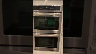 set clock on frigidaire gallery microwave