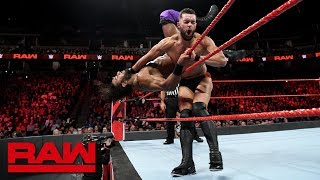 Finn Bálor vs. Jinder Mahal: Raw, Sept. 24, 2018 - Video Youtube