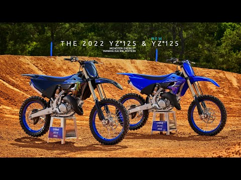 2022 Yamaha YZ125 in Clearwater, Florida - Video 2