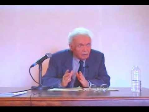 Vidéo de François Dagognet