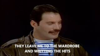 Freddie Mercury funny moments (part 1)