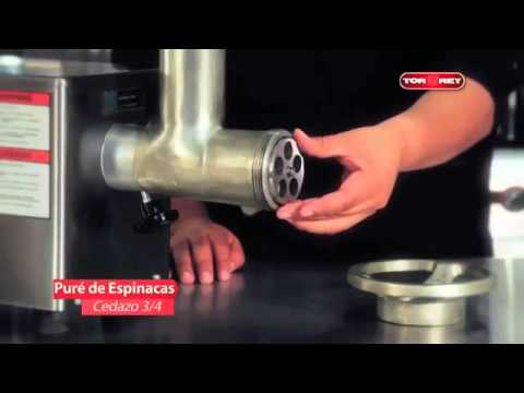 Moledora de carne ideal para restaurante invercorp
