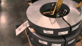 Safe C hook coil lift
