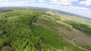 FPV Long range chillout flight / beautiful landscape / drone video