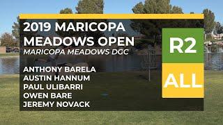 2019 Maricopa Meadows Open • RND2 • A. Barela • A. Hannum • P. Ulibarri • O. Bare • J. Novack