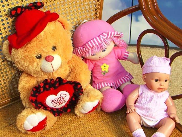 Какая кукла лучше?
