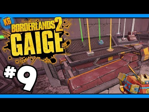 DUMB LUCK - Road to Ultimate Gaige - Day #9 [Borderlands 2]