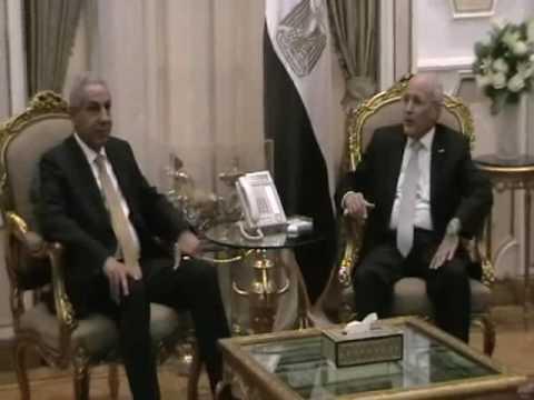 الوزير/طارق قابيل والوزير اللواء/العصار يشهدان توقيع بروتوكول تعاون