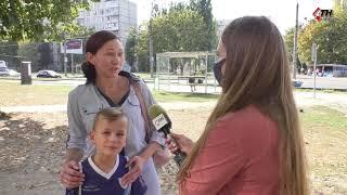 Пьяные подростки избили полицейских в Харькове